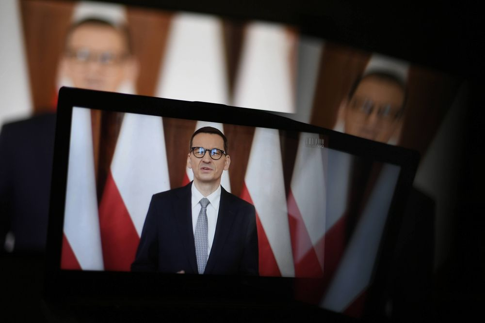 US should be more strongly committed to Three Seas, says Polish PM – The First News