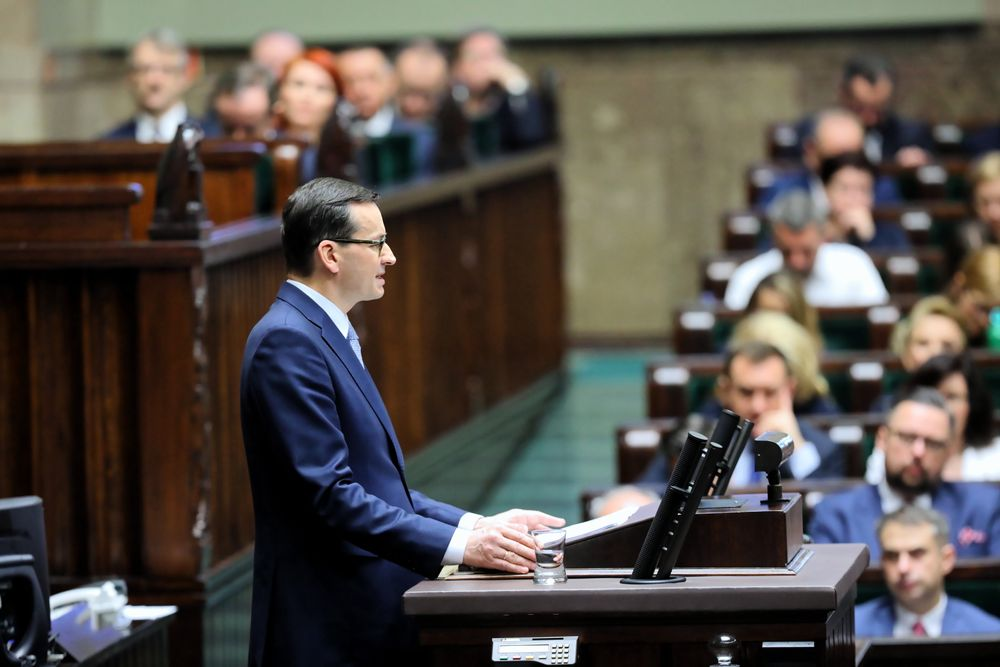 Europe needs to return to its roots - Polish PM - The First News