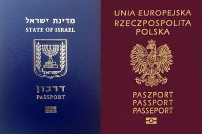 250 Per Cent Increase In Israeli Applications For Polish Citizenship