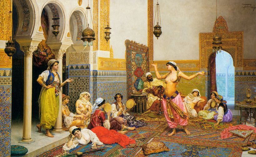 The Sultan's Harem Doctor: Extraordinary life of Polish